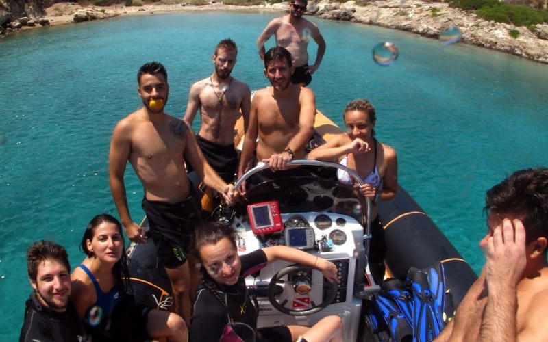 Join us σε όλα τα Padi Courses