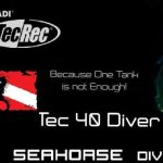 Tec 40 Diving in Athens